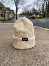 Load image into Gallery viewer, Waffle knit beanie
