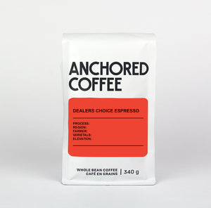 Dealers Choice Espresso