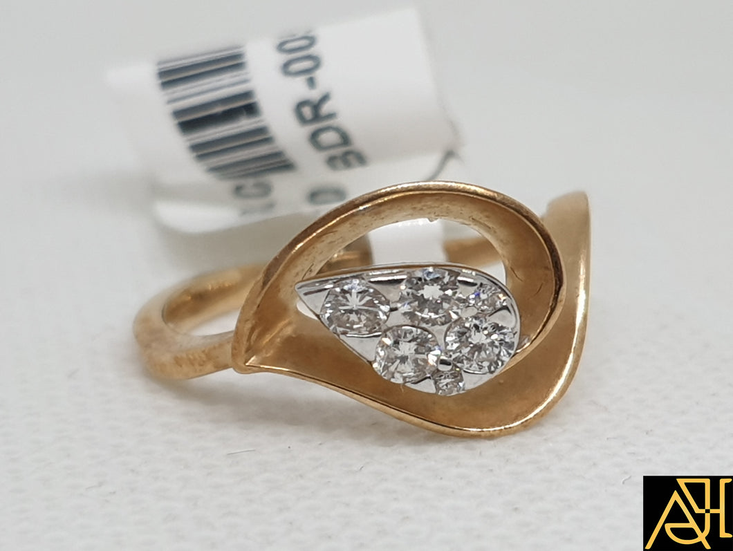 Selfless Diamond Ring