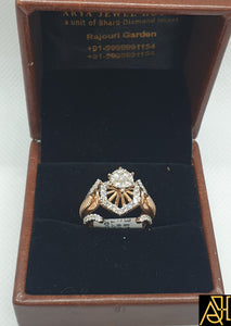 Victorious Diamond Engagement Ring