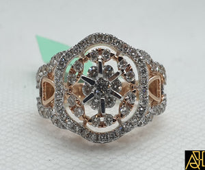 Imperative Diamond Engagement Ring