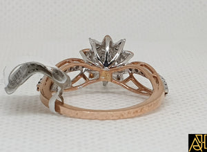 Natural Diamond Ring