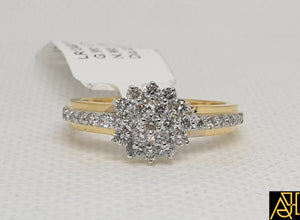 Mellow Diamond Ring