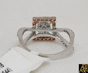 Definite Diamond Engagement Ring