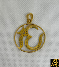 Load image into Gallery viewer, OM Religious Pendant