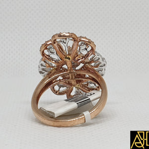 Pragmatic	Diamond Cocktail Ring