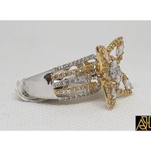 Load image into Gallery viewer, Luscious Diamond Cocktail Ring