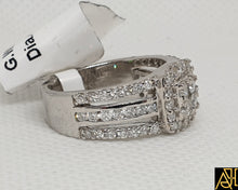 Load image into Gallery viewer, Fondly Diamond Wedding Ring