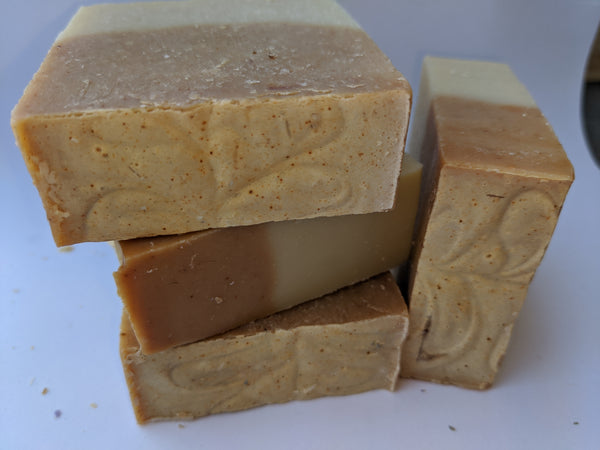 Turmeric and Bentonite Soap