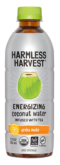 Energizing Coconut Water