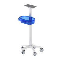 RS002-101 New Colorful Roll stand for patient monitor