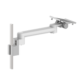 Patient monitor arm for Drager Medical Pendant tower channel