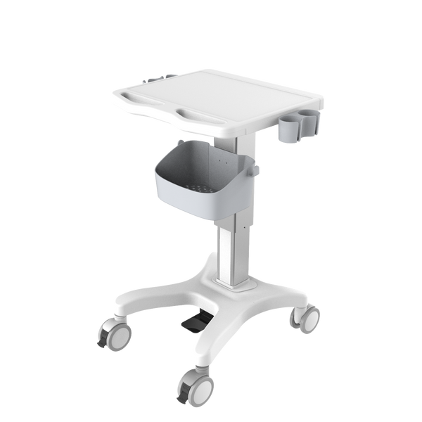 TR700 Ultrasound Cart- Height adjustable