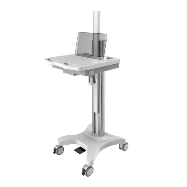TR800  Laptop trolley/ Height adjustable