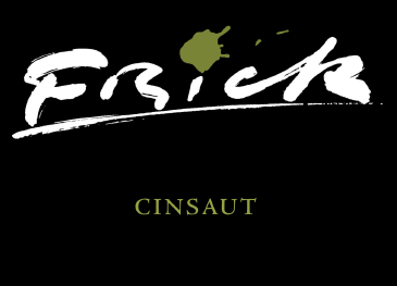 Cinsaut label with Frick logo