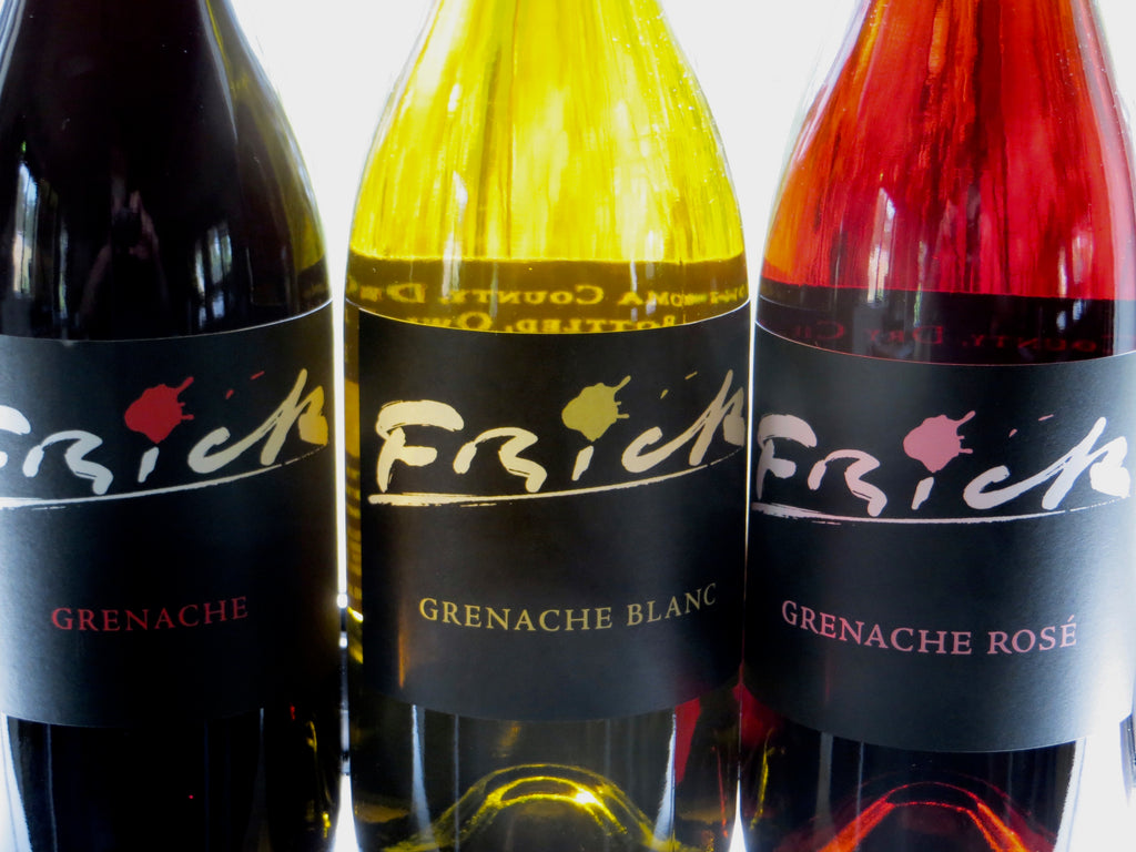 (Archive) WINECLUB Offer Meet The Grenache Family. 6 bottles