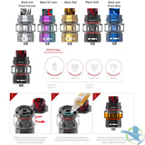 SMOK TF2019 6ML Sub-Ohm Tank