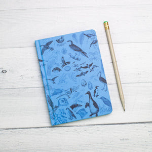 Bird Hardcover Mini Notebook