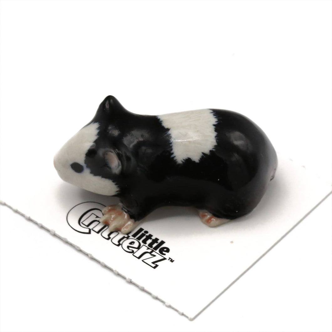 Ziggy the guinea pig Little Critterz figurine