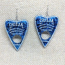 Load image into Gallery viewer, Resin Planchette Earrings