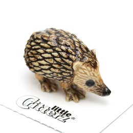 Tiggy The Hedgehog Little Critterz Figurine