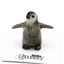 Tux The Penguin Little Critterz Figurine