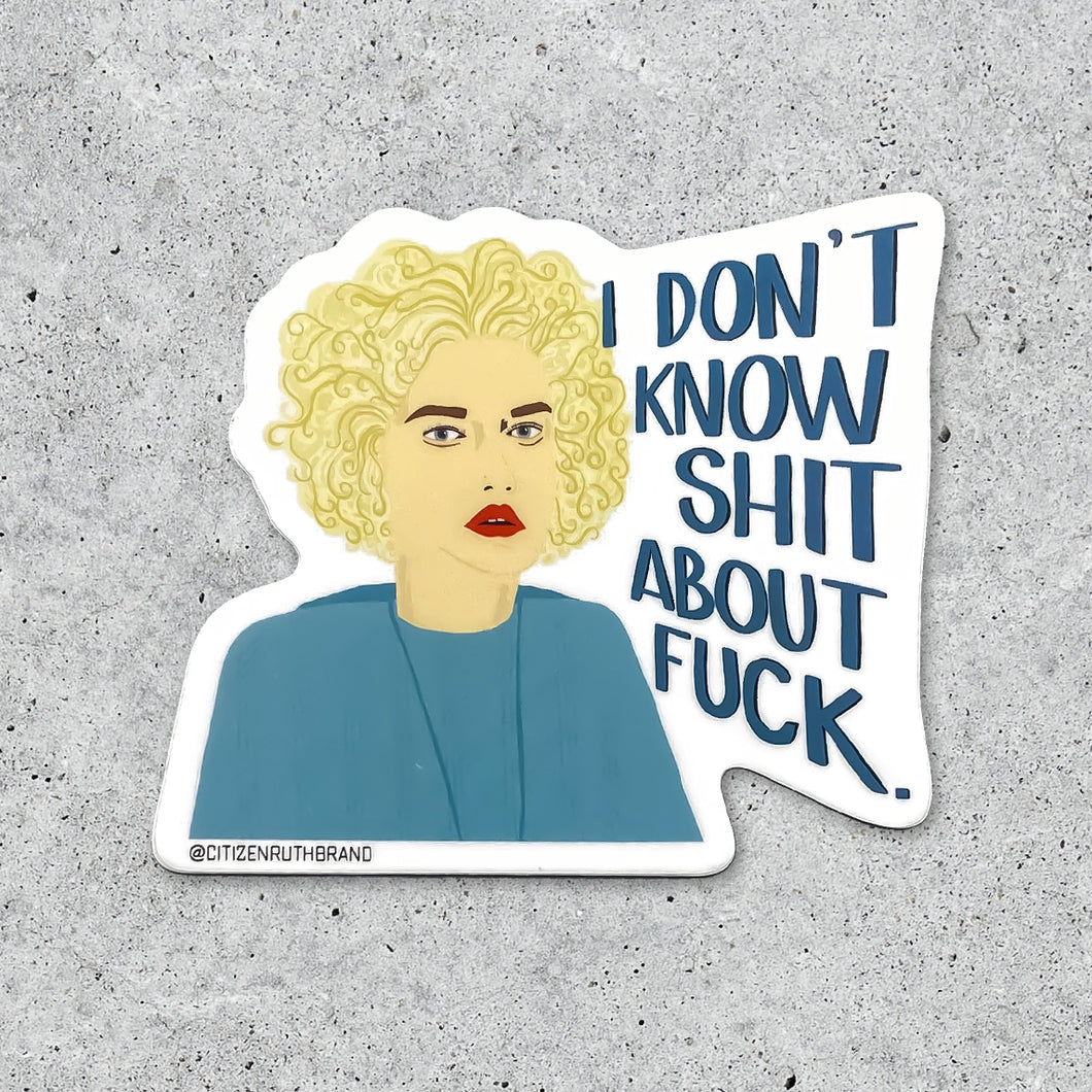 Ozark Ruth Sticker