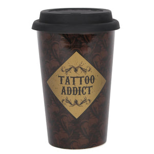 Tattoo Addict Travel Mug