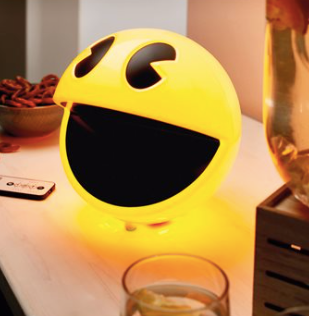 Pacman Lamp (With Sounds!)