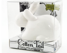 Load image into Gallery viewer, Bunny Cotton Ball Dispenser