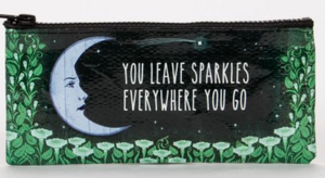 You Leave Sparkles Everywhere You Go  Pencil Case