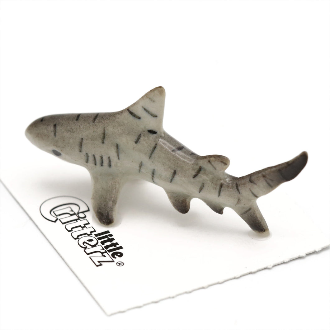 Galeos Tiger Shark Little Critterz Figurine