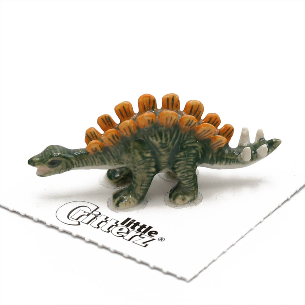 Spike the Stegosaurus Little Critterz Figurine