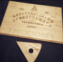 Load image into Gallery viewer, Custom Obscurity Ouija Board