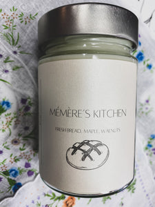 Happy Husky Co. Memere's Kitchen Candle