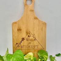 Wine & Witchcraft Cutting Board