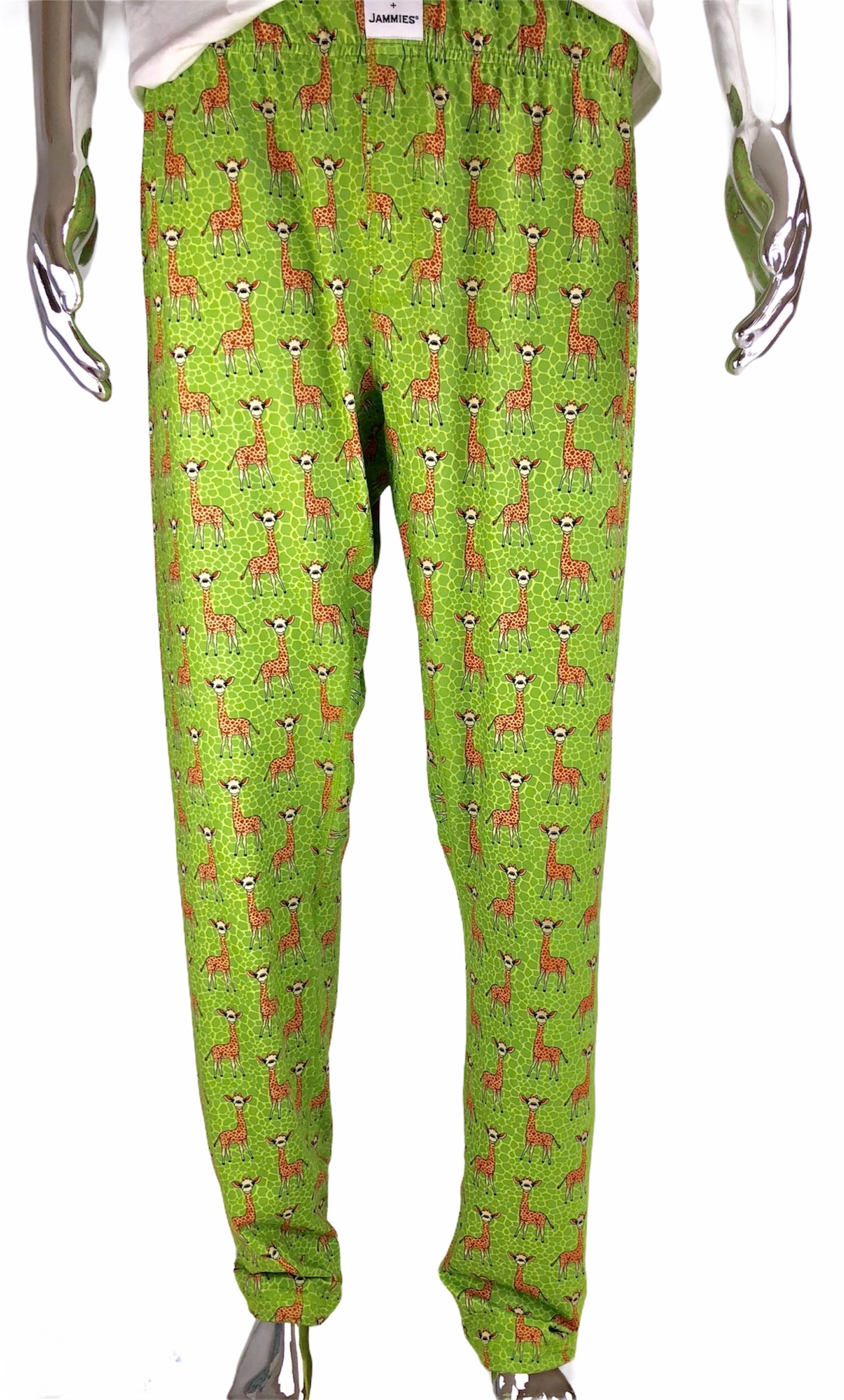 Giraffe (Adult Unisex Pant Lightweight Fabric)