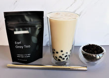 Load image into Gallery viewer, Earl Grey Tea Boba Kit