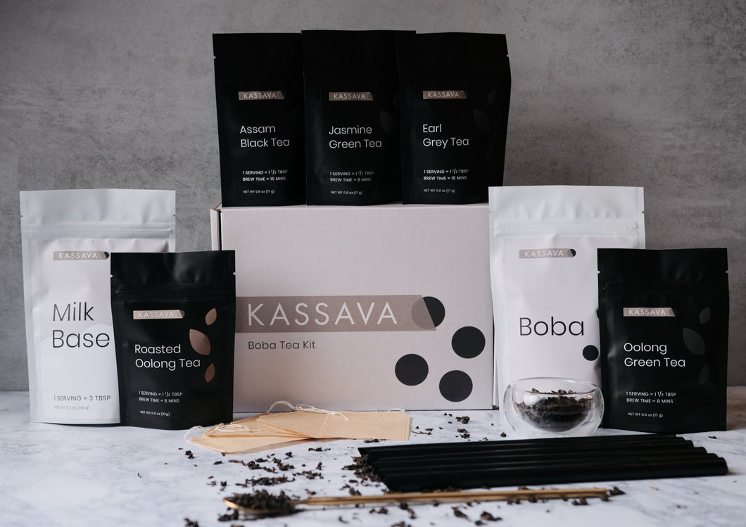 Build Your Own Boba Kit