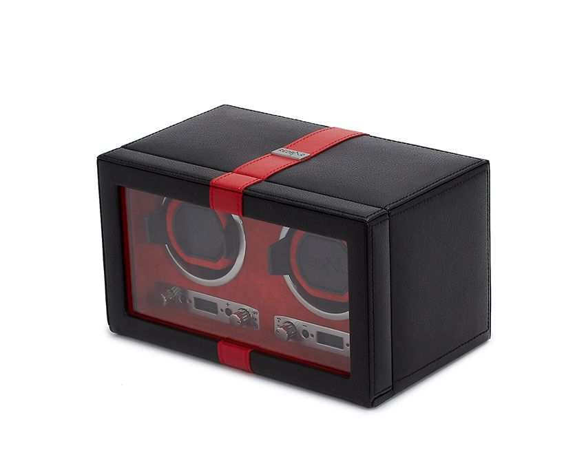 Wolf REDBAR DOUBLE WATCH WINDER
