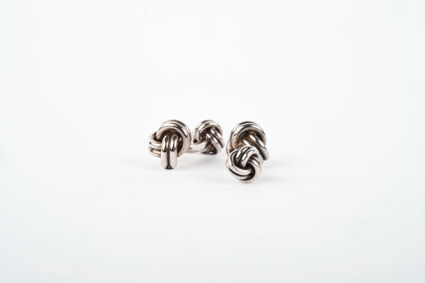 Tiffany Double Knot Cufflinks