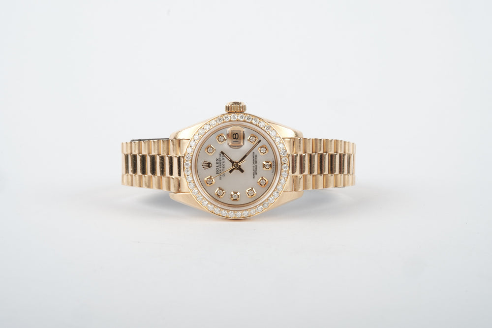 Rolex Ladies Datejust 69178 18K