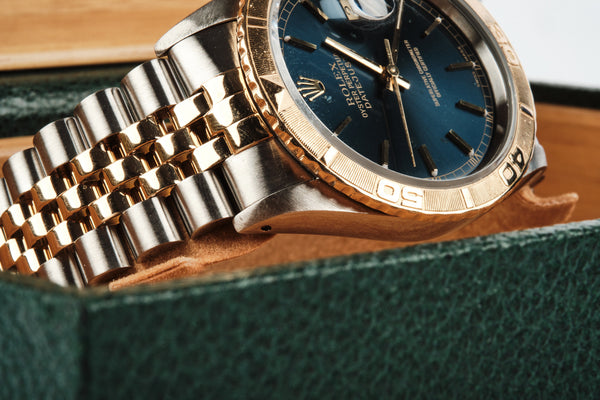 ROLEX Datejust Turn-O-Graph 16263