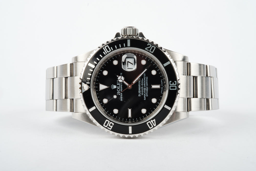 "ROLEX Submariner ""REHAUT"" 16610"