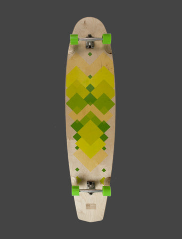 "Lime - 59"" - Complete Board"
