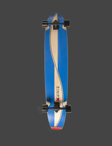 "Wave - 48"" - Complete Board + FS"