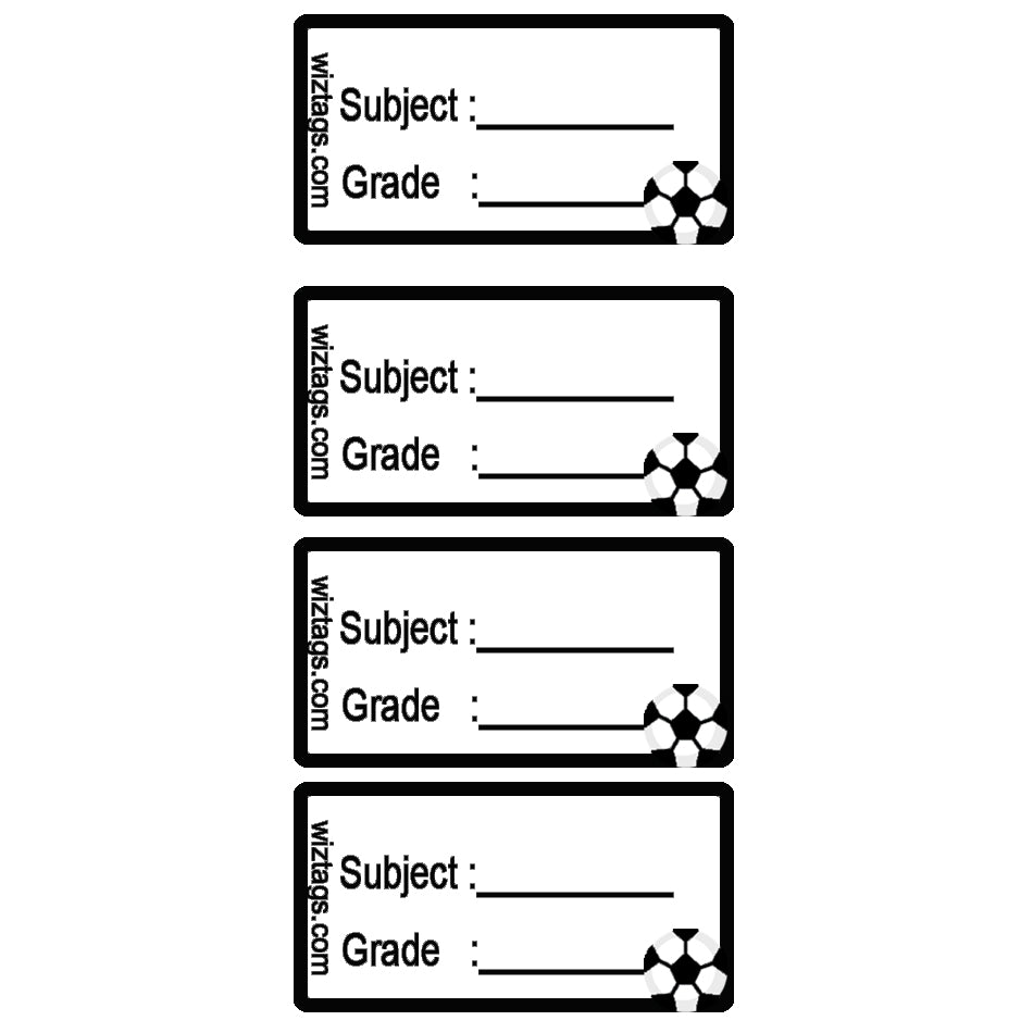 Name Tags-Subject
