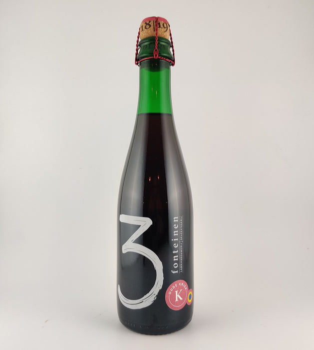 3 Fonteinen Oude Kriek (season 18|19) Blend No. 85