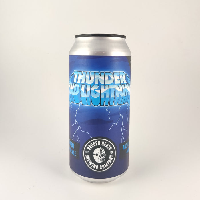 Sudden Death Thunder and Lightning DIPA