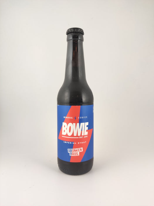 Drunken Bros Bowie (Memorial Series) Imperial Stout